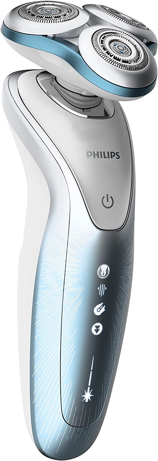 Philips Star Wars Episodio VIII SW7700/67 - Afeitadora eléctrica ...
