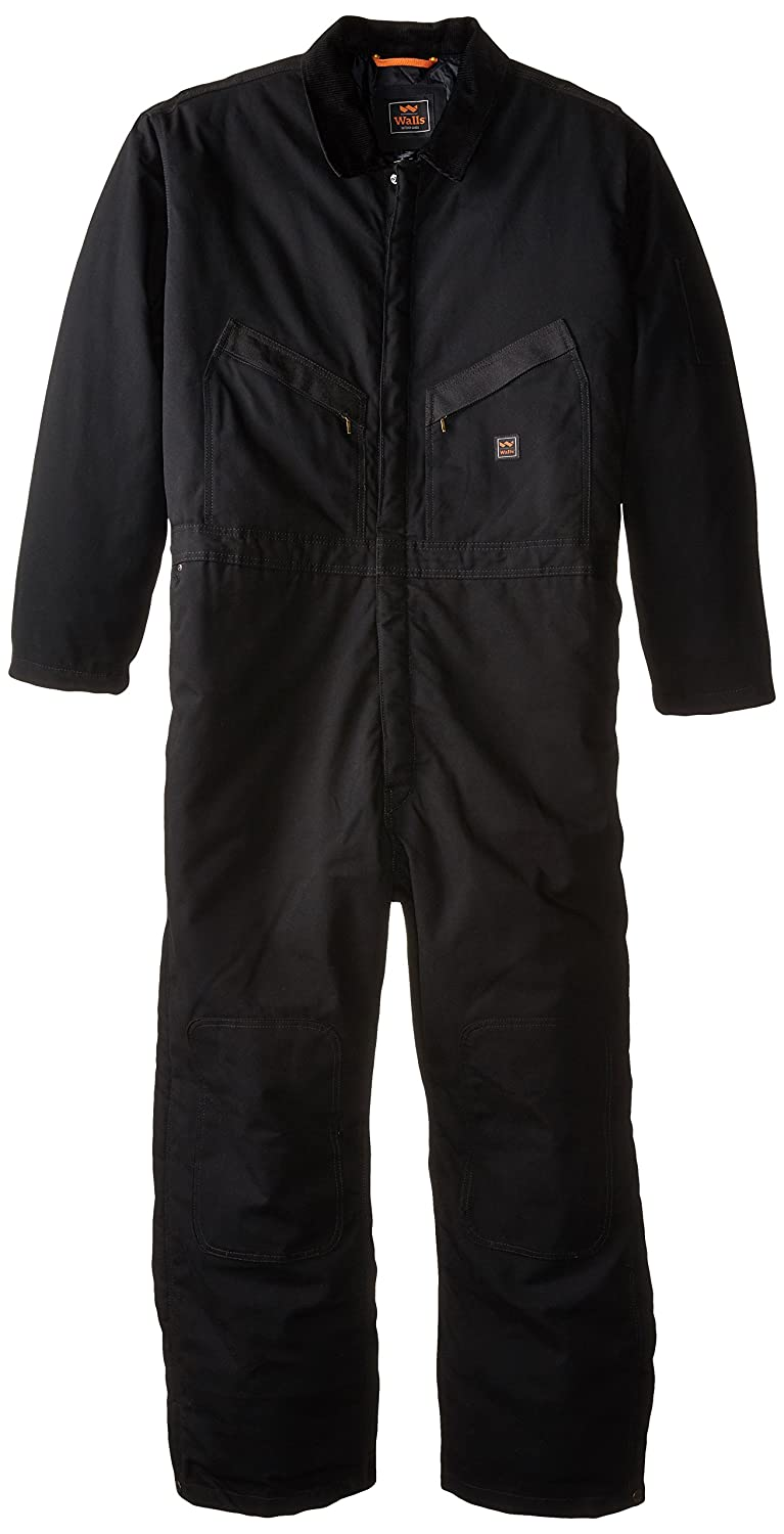 壁メンズBig blizzard-pruf Insulated Coverall B00V2VWMZM 4L|ブラック(Midnight Black) ブラック(Midnight Black) 4L