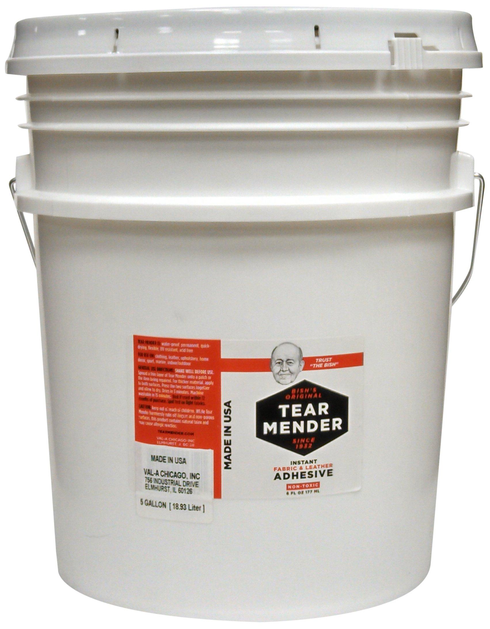 Tear Mender Bish's Original Tear Mender Instant Fabric and Leather Adhesive