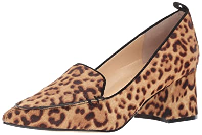 Ivanka Trump Women's Bainaly Pump, Leopard, 6 Medium US