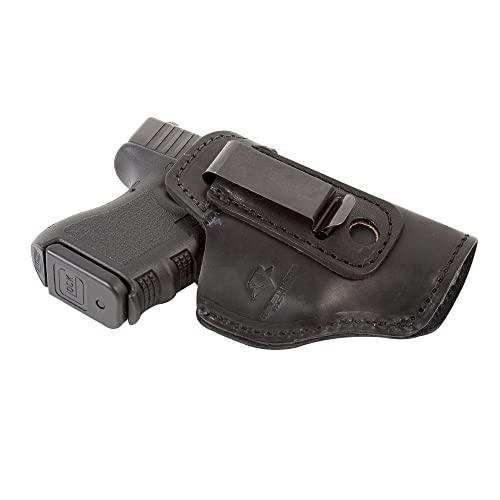 The Defender Leather IWB Holster - Best IWB Holsters