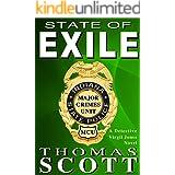 State of Exile: A Mystery Thriller Novel (Detective Virgil Jones Mystery Thriller Series Book 5)
