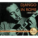 Django In Rome 1949-1950 [Import allemand]