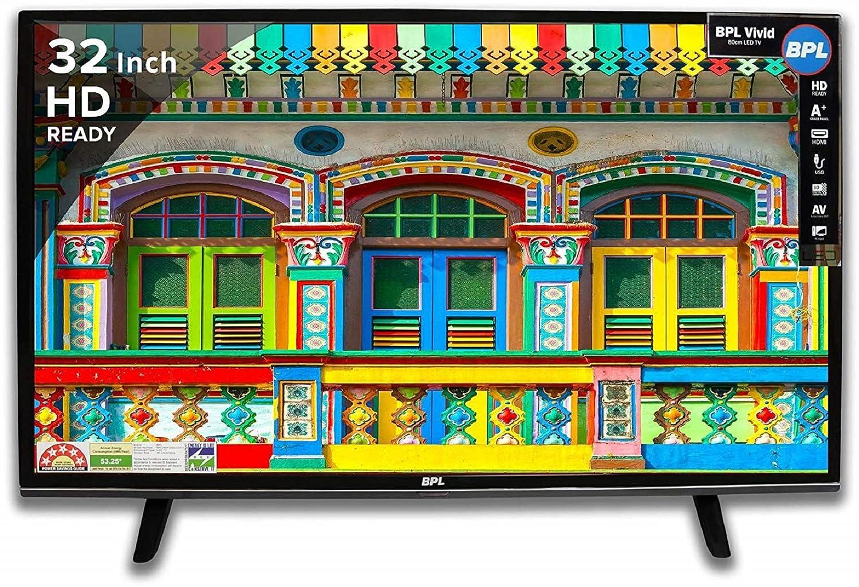 BPL 80 cm (32 inches) HD Ready LED TV T32BH3A/BPL080F2000J @8990 mrp