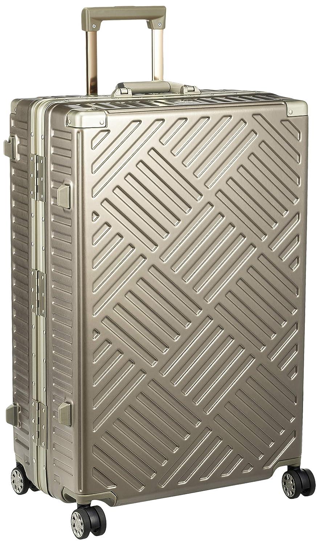 [レジェンドウォーカー] スーツケース DECK 保証付 100L 70 cm 5.7kg B07RL63V2S シャンパンゴールド