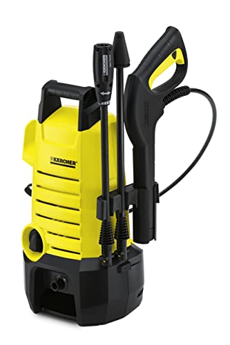 Karcher K2.150 Electric Power Pressure Washer with 20-Feet Hose, 1500 PSI, 1.3 GPM