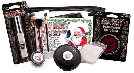 Bobbie Weiner Santa Claus Professional Character Makeup Kit
