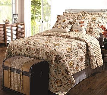 Amazon.com: Greenland Home Fashions Andorra 5 piezas Juego ...