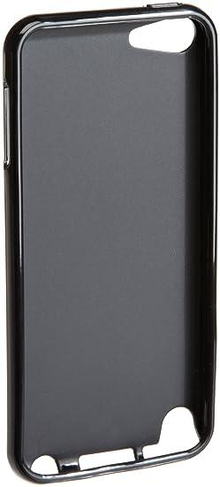 AmazonBasics TPU-Schutzhülle mit Displayschutz für iPod Touch 5 (schwarz)