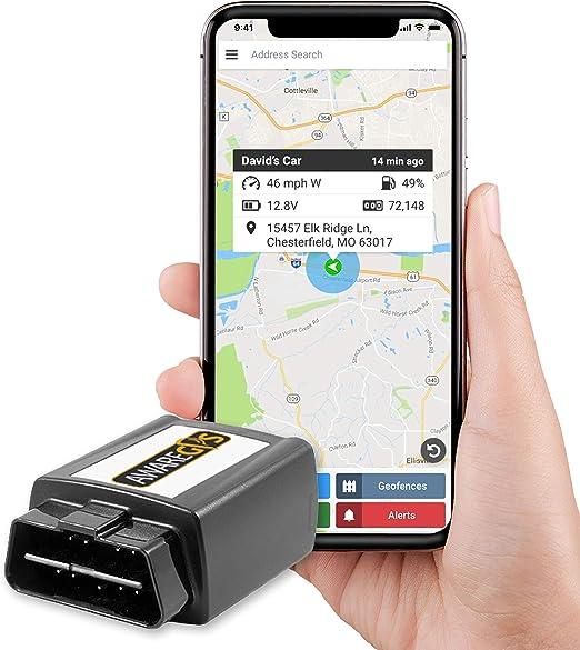 TKSTAR Car GPS Tracking System for Vehicle Free Fee Lifetime Platform for Lifetime Remote Control Power Fuel Cut GPS Locator TK808