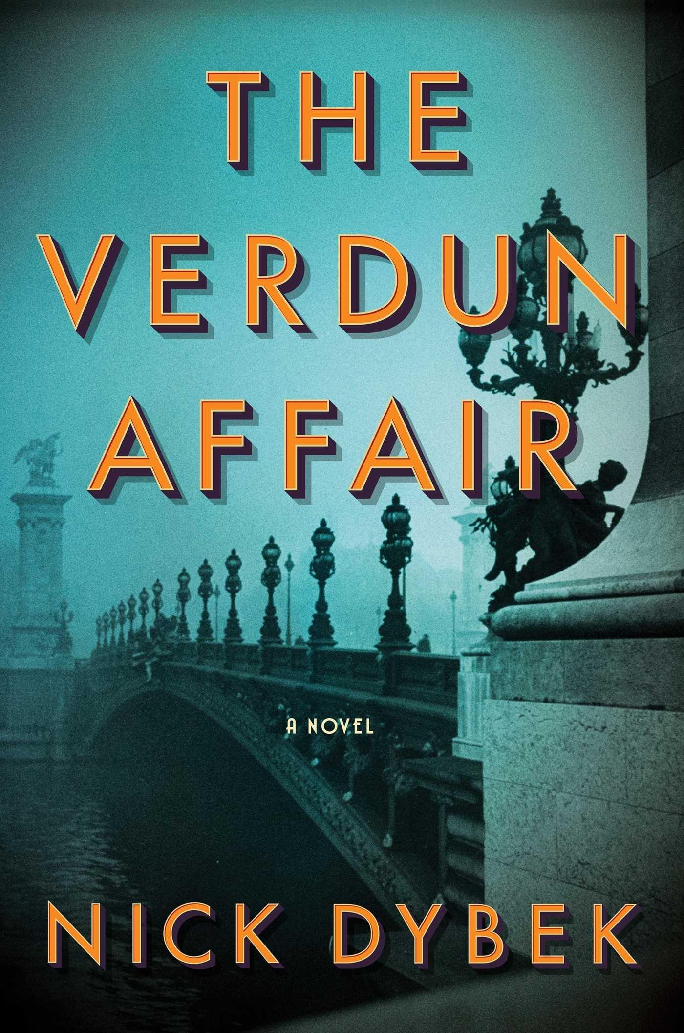 The Verdun Affair: A Novel