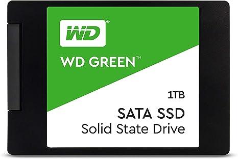 WD Green SATA SSD de 1 TB: Western-Digital: Amazon.es: Informática