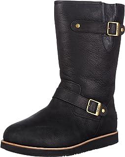 black sutter ugg boots