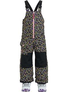 3a0ab99e5e Amazon.com  Burton Minishred Maven Bib Snowboard Pants Girls  Clothing