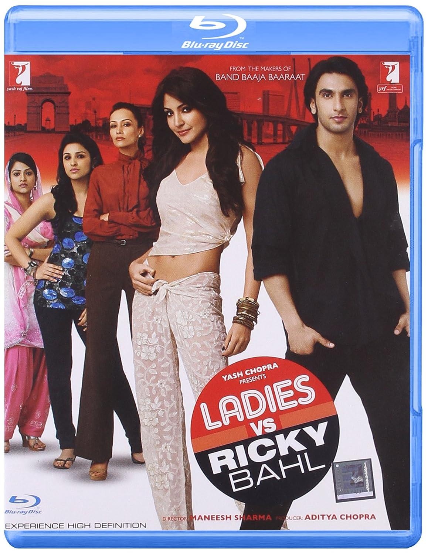 Ladies Vs. Ricky Bahl [Blu-ray]