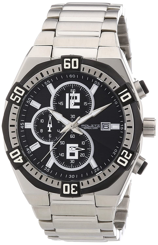 POLITI OROLOGI Herren Armbanduhr Chronograph OR3852