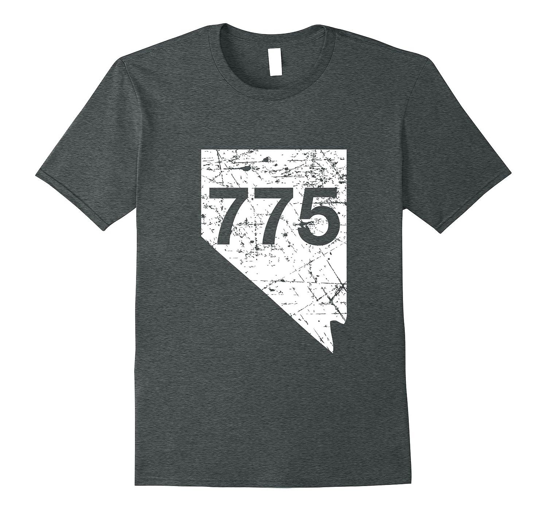 Carson City Reno Sparks Area Code 775 Shirt, Nevada Gift-TH
