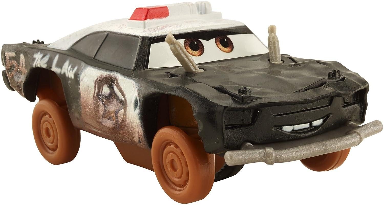Disney Cars DYB06 Cars 3 Crazy 8 Crashers Apb Vehicle Toy Mattel