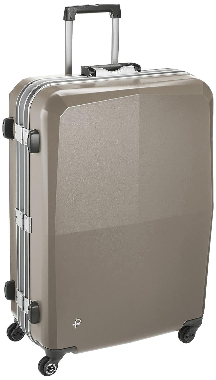 [プロテカ] スーツケース 日本製 エキノックスライトオーレ サイレントキャスター 保証付 81L 68 cm 4.6kg B071ZHVKN4 インペリアルグレー