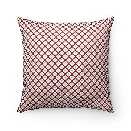 Marroquí lujo funda Jacquard estampado geométrico de ...