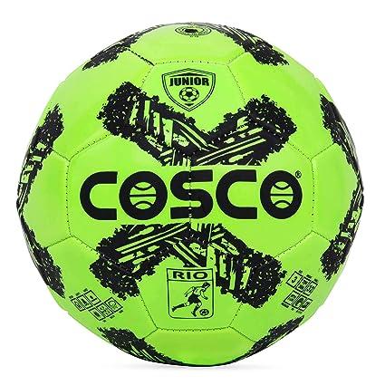 Cosco Rio Kids' Football, Size 3  Small Sized Football  Match Balls