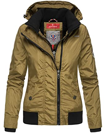 Marikoo Mountain Damen Jacke Outdoor Regen Jacke Winter