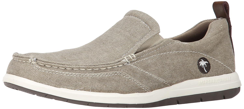 24fe463d2fb1e Amazon.com   Margaritaville Footwear Men's Marina Canvas Boat Shoe    Fashion Sneakers