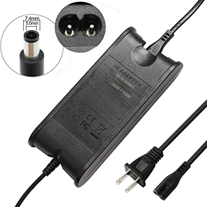 Ac Doctor Inc 19 5v 4 62a 90w Ac Adapter Charger Power Supply Cord For Dell Laptop Computer Pa 10 Pa10 7 4x5 0mm