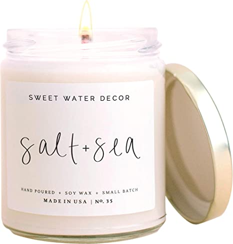 Candles Candles Scented Candle Soy wax Candle Gift Wine candleLuxury candlehome decorDay at the Beach