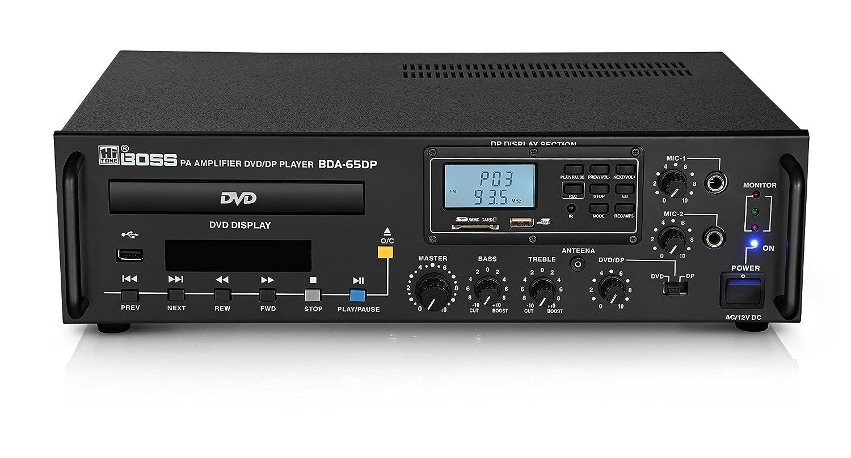 Hi Tone Boss BDA-65DP Sound Amplifier