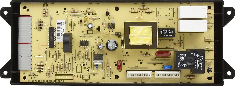 Frigidaire 316207529 Oven Control Board, m, black