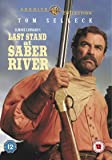 Last Stand At Saber River [DVD] [1997]