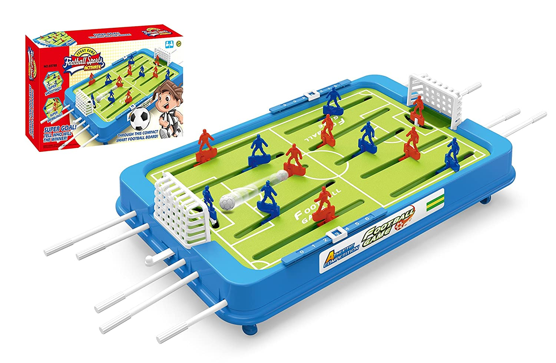 NEO+- Juego de Mesa Mini Futbolín (65788): Amazon.es: Juguetes y ...