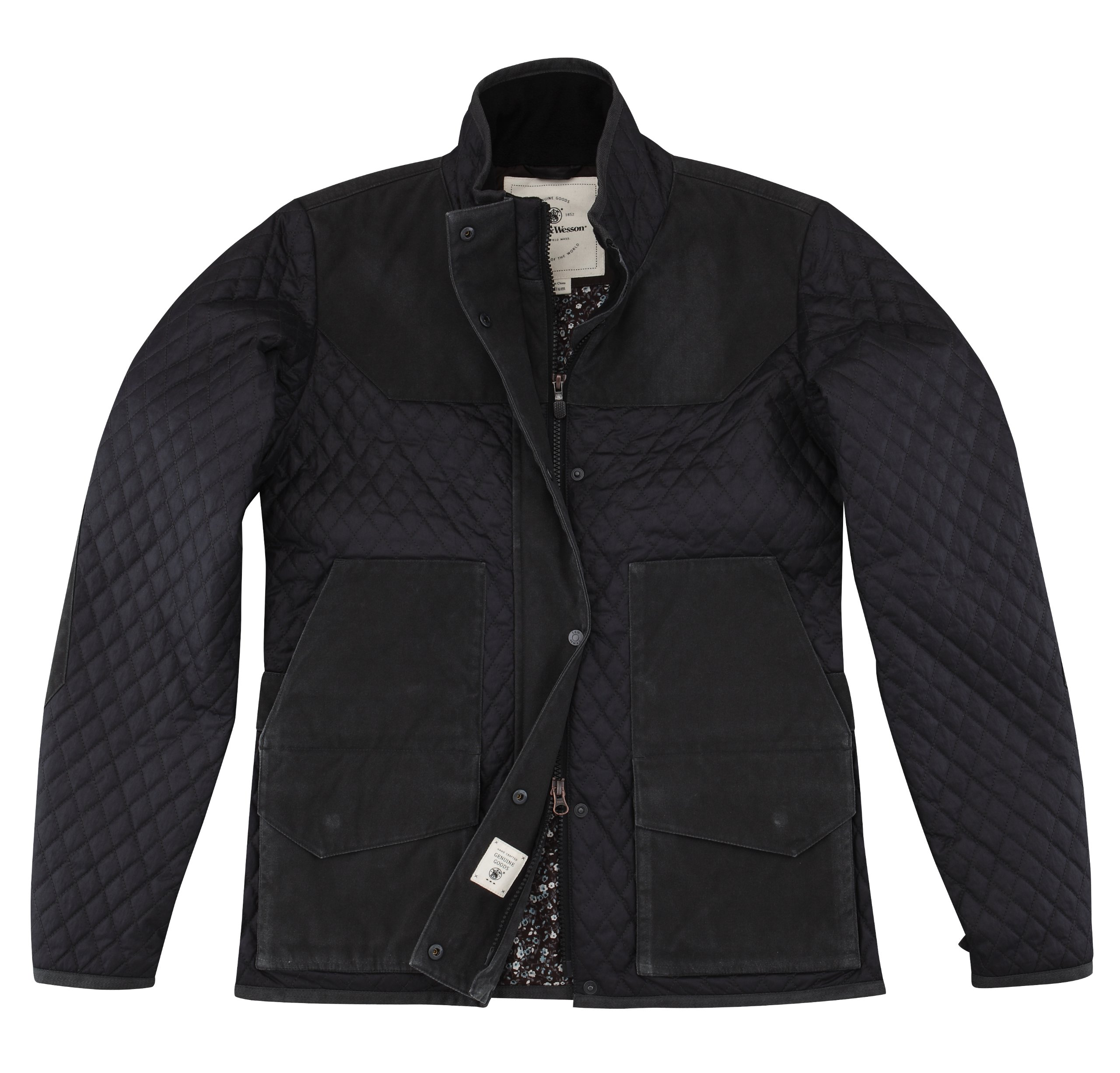 Smith &Wesson Women's Tracking Jacket Small Black by Smith & Wesson (Image #1)