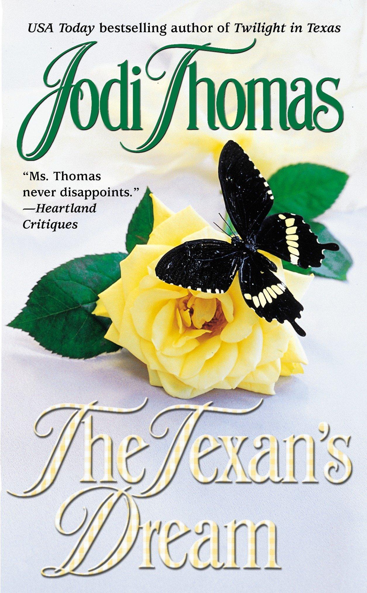 Read Online The Texan's Dream (The McLain Series) PDF