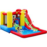 Action Air Plash Adventure Inflatable Playground – 9271 –