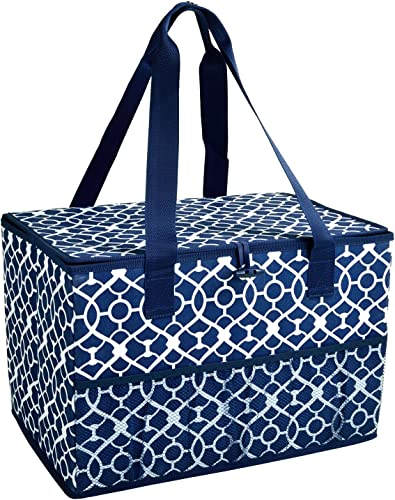 Picnic at Ascot Collapsible Storage Container Organizer for Home and Trunk – Designed Quality Approved in the USA