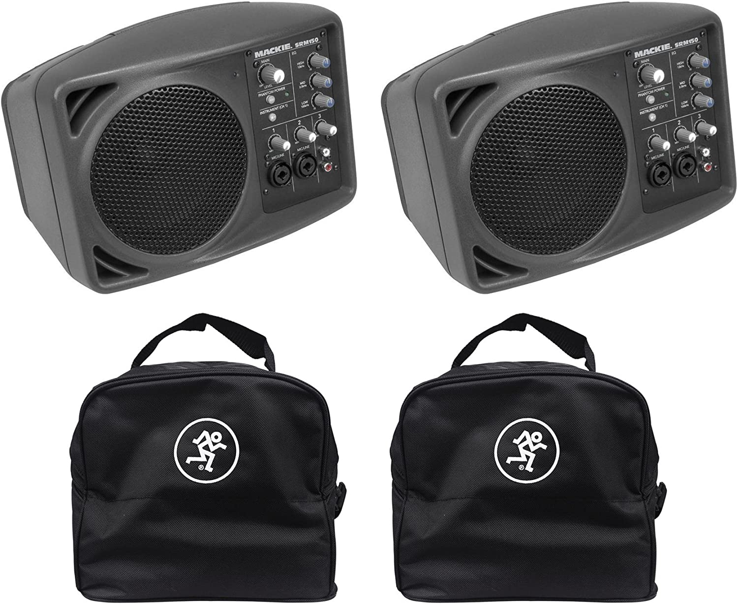 New Mackie Portable Speaker Bag For SRM150