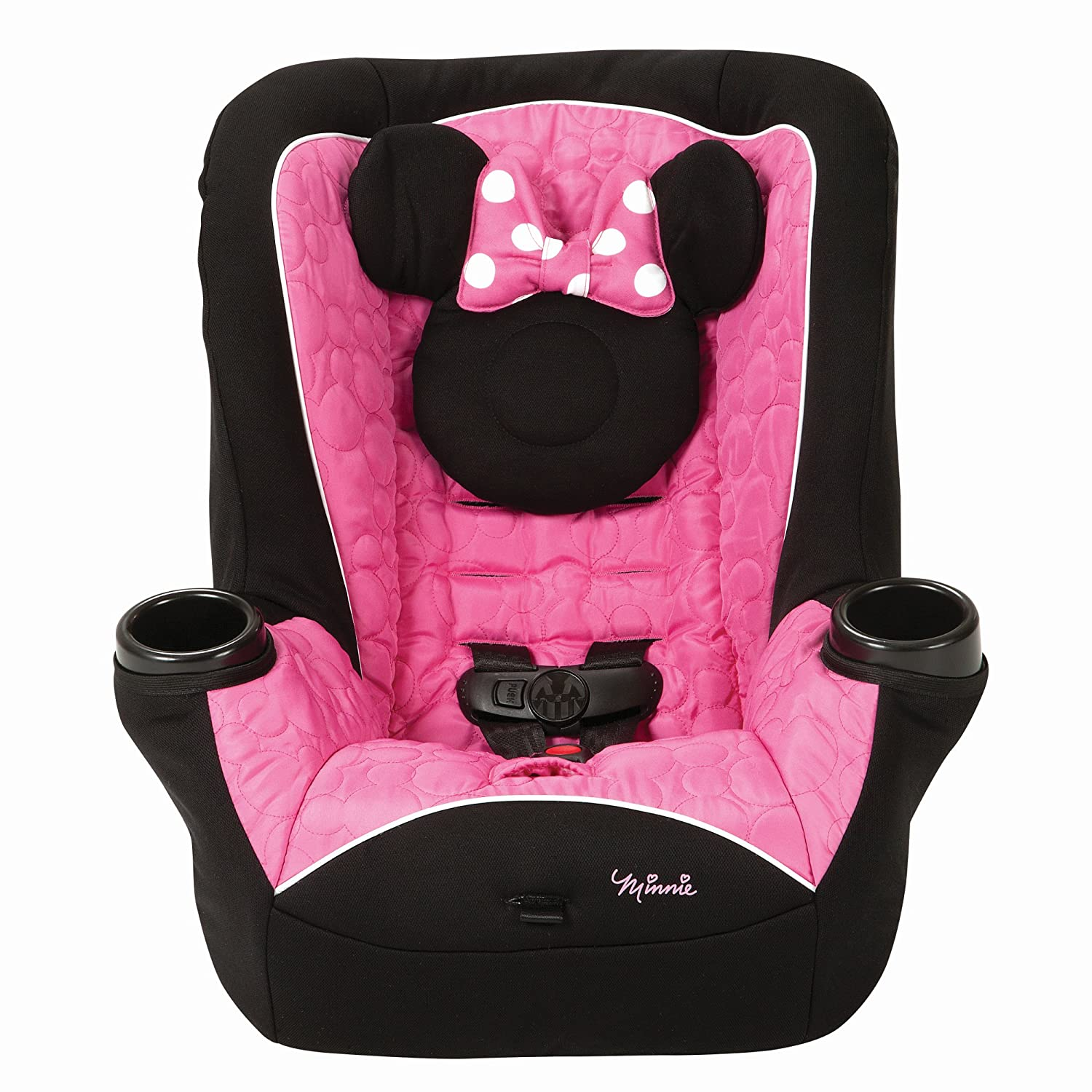 Disney 22237CCLJ Minnie Apt 50 Seat, Heather Granite Dorel Juvenile