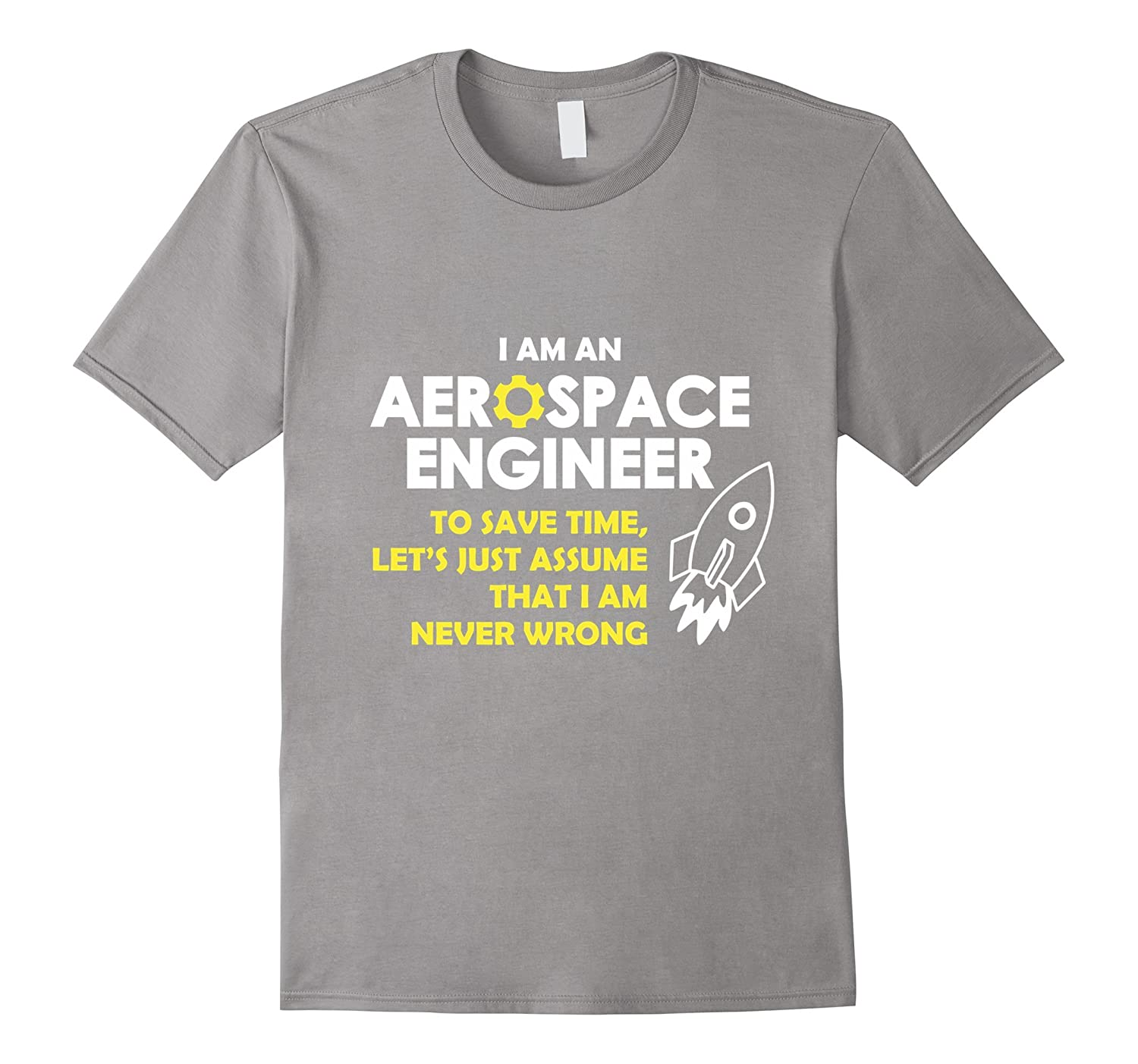 Aerospace Engineering T-shirt - Aerospace Engineer Gifts-TD