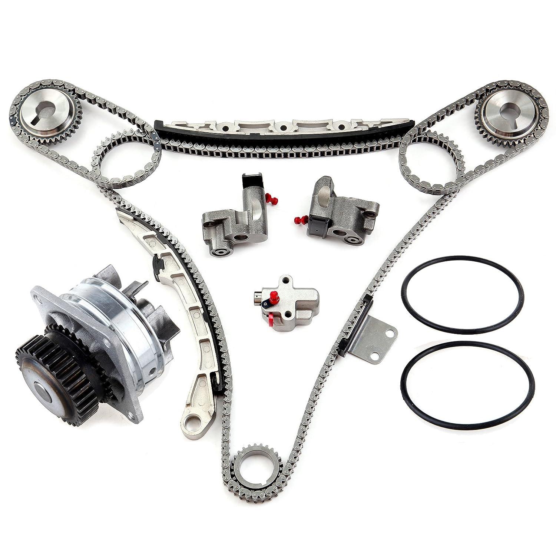 ECCPP TS20967 Timing Chain Water Pump fits for 2002-2007 Nissan Murano 350Z Maxima VQ35DE 3.5L 802728-5211-1650579503