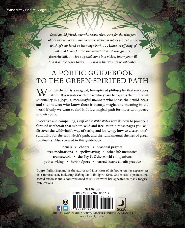 Craft of the wild witch green spirituality natural enchantment craft of the wild witch green spirituality natural enchantment poppy palin 9780738705774 amazon books kristyandbryce Gallery