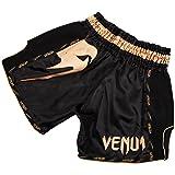 Venum Giant Muay Thai Shorts - Black/Gold - L