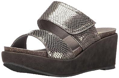 3f2736b1be2e Volatile Women s Sateen Wedge Sandal