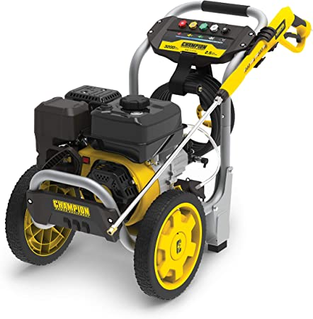 Amazon Com Champion Power Equipment 3200 Psi 2 5 Gpm Low Profile Gas Pressure Washer Garden Outdoor