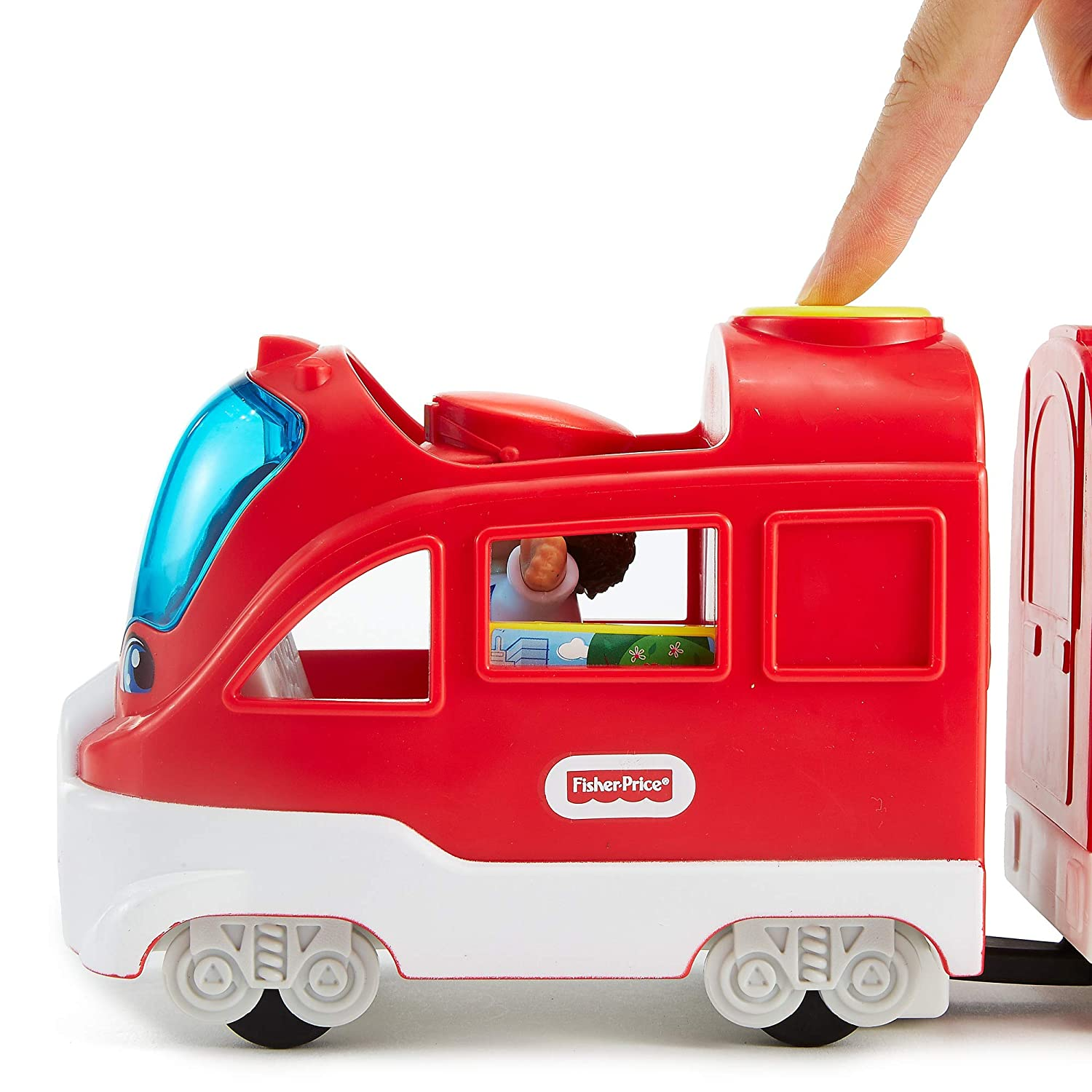 Fisher-Price Little People Friendly Passengers Train [English]
