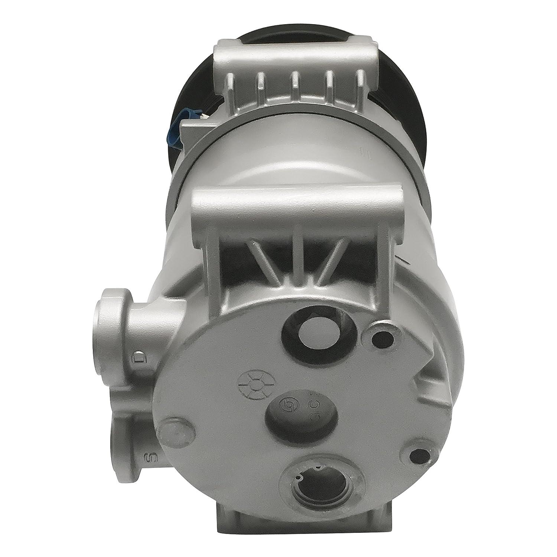RYC Remanufactured AC Compressor and A//C Clutch EG931