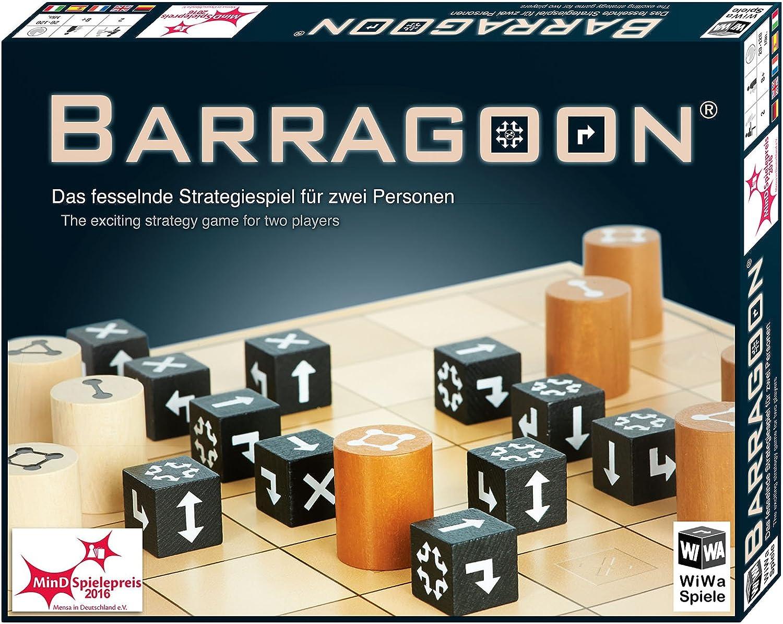 Barragon - Juego de mesa