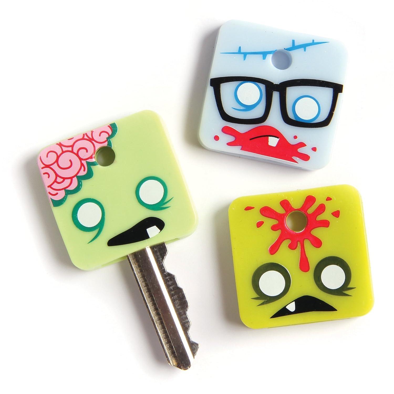 zombikeys set of six keycaps by gamago kitchen tool