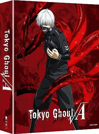Amazon com: Tokyo Ghoul vA: Season Two [Blu-ray]: Austin